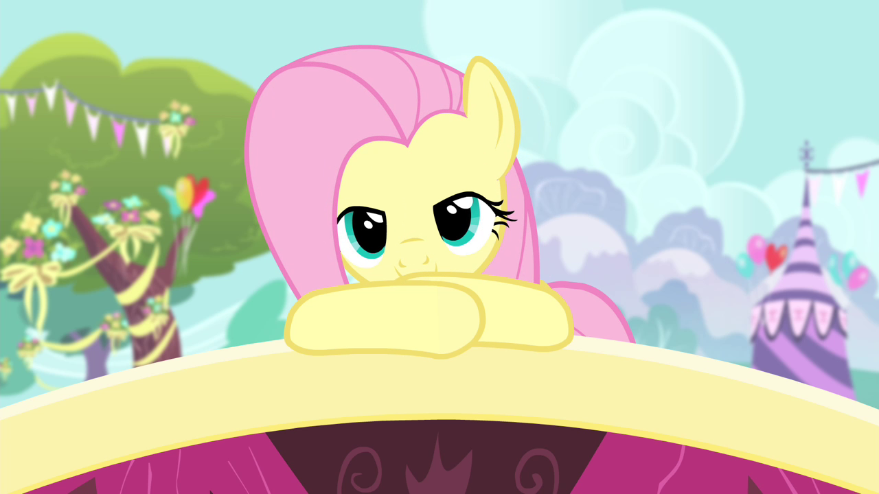 Image - Fluttershy smile S4E14.png | My Little Pony ...