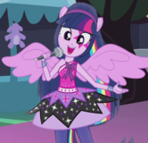 Twilight's first Rainbooms outfit ID EG2.png