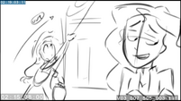 EG3 animatic - Applejack lassoing Pinkie Pie