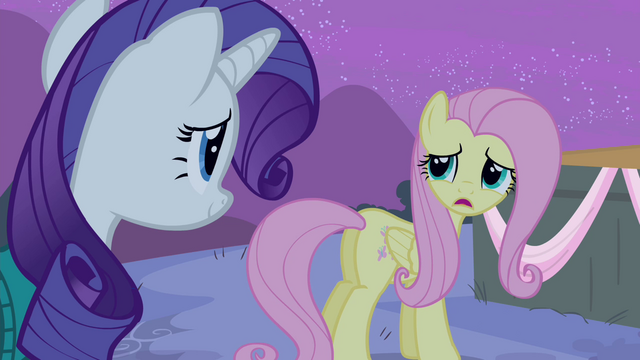 File:Fluttershy 'you knew I really wanted to perform' S4E14.png