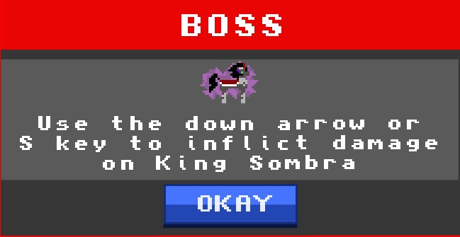 King Sombra boss Adventure ponies 2