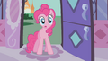 Pinkie Pie aghast at the sight of her friends adopting parasprites S1E10.png
