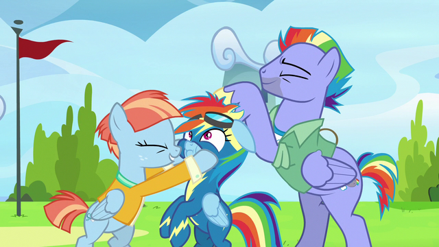 File:Rainbow Dash's parents start smothering her S7E7.png
