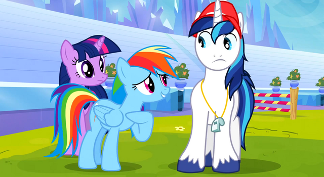 File:Rainbow trying to convince Shining Armor S3E12.png