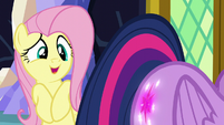 "Fluttershy ""you were called, too!"" S5E23"