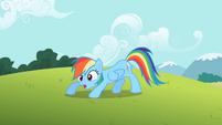 Rainbow Dash stronger S2E8