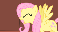 Fluttershy trying to yell S1E20