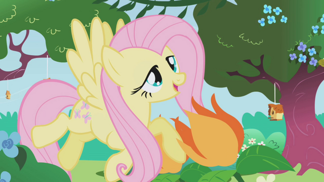 File:Fluttershy with the flowers S1E3.png