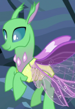 S6E26 Unnamed Changeling 4 ID S7E1