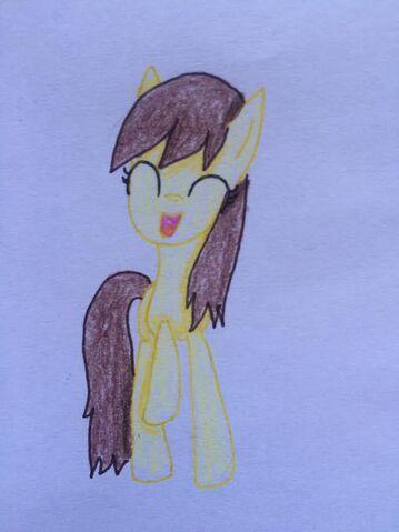 File:FANMADE Yellow OC Singing.jpg