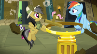 "Rainbow Dash ""this place is goin' down!"" S4E04"