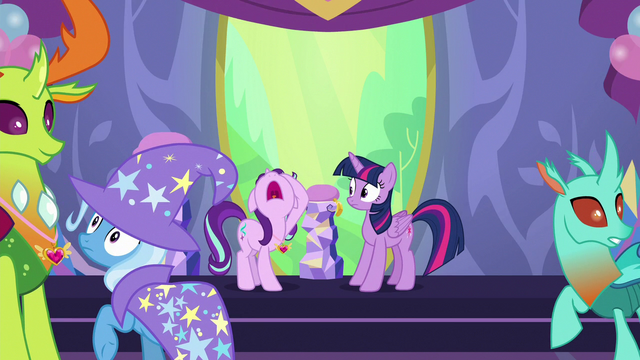 "File:Starlight crying out ""I'm not ready to leave!"" S7E1.png"