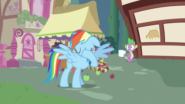 File:Rainbow Dash just never mind S3E11.png