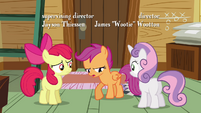 Scootaloo 'I know, I know' S3E06