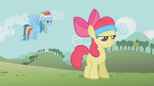 """File:Rainbow Dash """"Are you ready?"""" S1E12.png"""