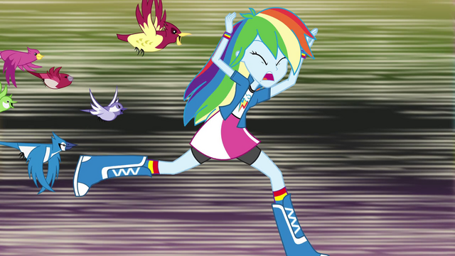 File:Rainbow Dash being chased by birds EG2.png