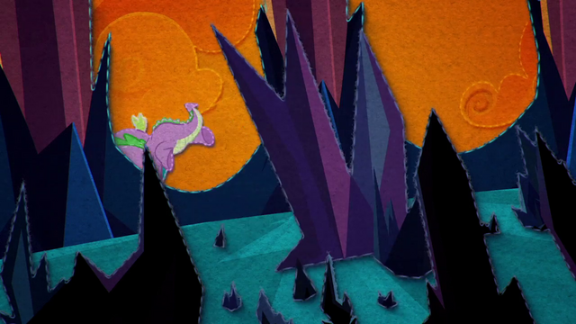 File:Spike dives out of the crystal tower BFHHS5.png
