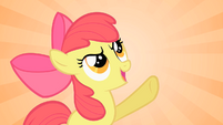 Apple Bloom 'No stone unturned!' S1E18