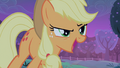 Applejack 'Any minute now' S4E07.png
