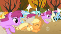 Applejack left in the dust S1E13.png