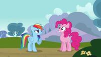 Rainbow 'Catching some rays' S3E3