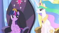 Twilight Sparkle embarrassed S4E24
