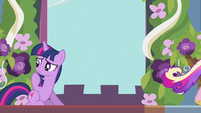 Twilight she didn't hear S2E26