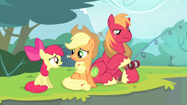 """File:Apple Bloom """"Granny wasted her money?"""" S4E20.png"""