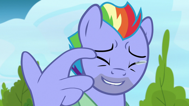 File:Bow Hothoof wiping his tears away S7E7.png