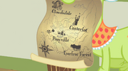 Granny Smith map Ponyville Canterlot Cloudsdale Everfree Forest S2E12.png