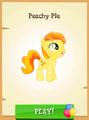 Peachy Pie MLP Gameloft.png