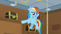 "Rainbow ""the poster ponies for amazing friendships!"" S7E2"