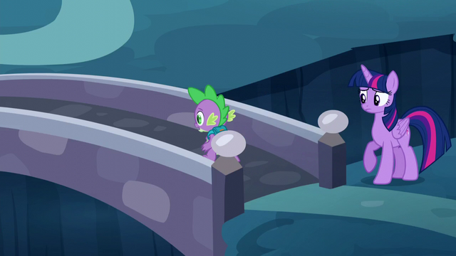 File:Spike crossing the bridge S5E26.png