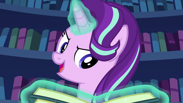 """File:Starlight Glimmer """"with a hint of Persuadere"""" S6E21.png"""