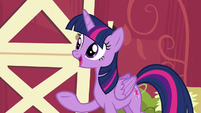 "Twilight ""you head out to the spa"" S6E10"