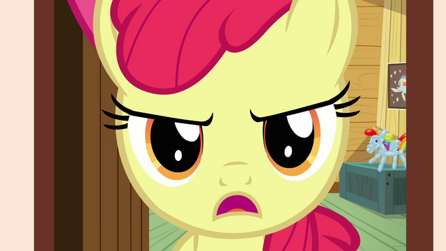 File:Apple Bloom isn't convinced S03E11.png