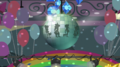 Disco ball spins with Rainboom silhouettes EGS1.png