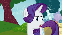 "Rarity ""you have that now..."" S7E6"