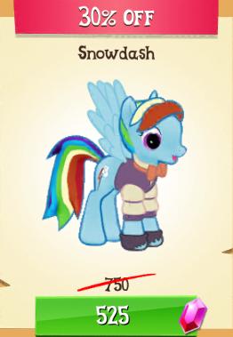 File:Snowdash MLP Gameloft.png