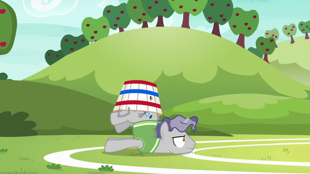 File:Star Bright on the ground with a bucket on him S6E18.png