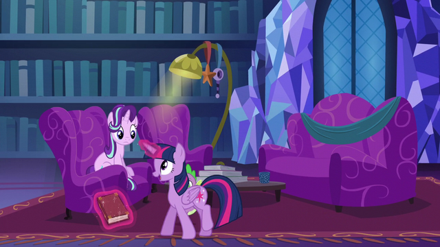 """File:Twilight """"thanks for letting me read you the story"""" S06E08.png"""
