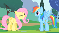 Fluttershy final yay S1E16