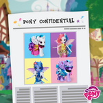 Pony Confidential 2014-07-15 - Celestia and Luna