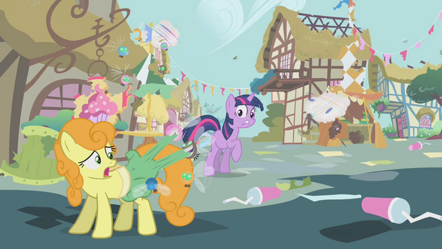 File:Ponyville still chaotic S1E10.png