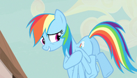 "Rainbow Dash ""give up our cutie marks?"" S5E1"