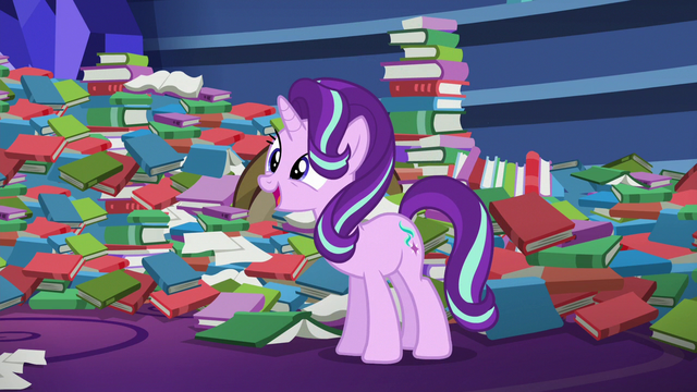 "File:Starlight Glimmer ""I am on fire!"" S6E21.png"