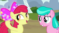 Apple Bloom with bedazzled bow S4E15.png