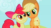 Applejack and Apple Bloom S2E05