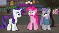 """Pinkie Pie accentuating """"R"""" sound S6E3.png"""