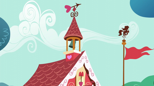 File:Ponyville Schoolhouse bell rings S5E19.png